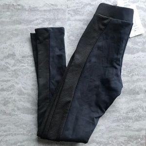 ZARA // Ribbed Leggings